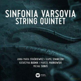 Debiut fonograficzny Sinfonia Varsovia String Quintet