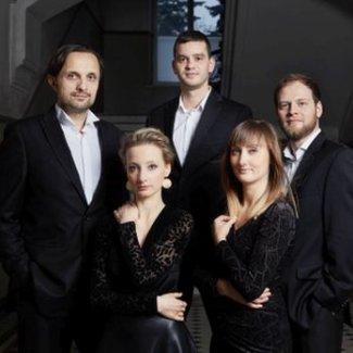 Teatralne konteksty idebiut fonograficzny Sinfonia Varsovia String Quintet