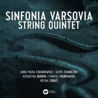Sinfonia Varsovia - SINFONIA VARSOVIA STRING QUINTET