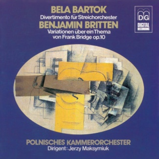 Béla Bartók / Benjamin Britten