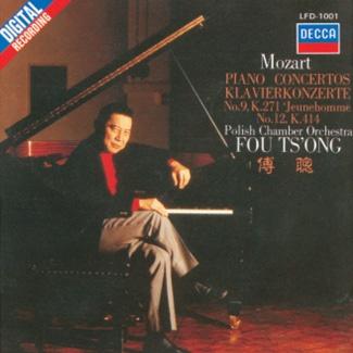 W. A. Mozart PIANO CONCERTOS
