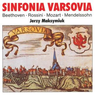 Sinfonia Varsovia - SINFONIA VARSOVIA Jerzy Maksymiuk