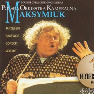 JERZY MAKSYMIUK Polska Orkiestra Kameralna