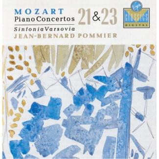 Jean-Bernard Pommier MOZART PIANO CONCERTOS