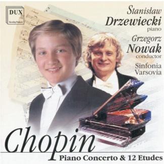 CHOPIN Piano Concerto & 12 Etudes