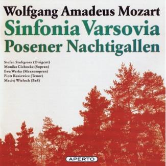 Wolfgang Amadeus Mozart Sinfonia Varsovia Posener Nachtigallen
