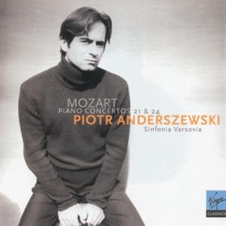 Piotr Anderszewski MOZART PIANO CONCERTOS