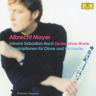 Johann Sebastian Bach LIEDER OHNE WORTE