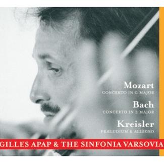 Gilles Apap & The Sinfonia Varsovia