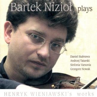 Bartek Nizioł plays Henryk Wieniawski's works