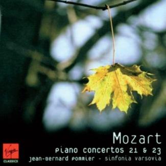 Sinfonia Varsovia - Jean-Bernard Pommier MOZART PIANO CONCERTOS