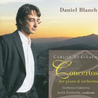 Concertos CARLOS SURIÑACH