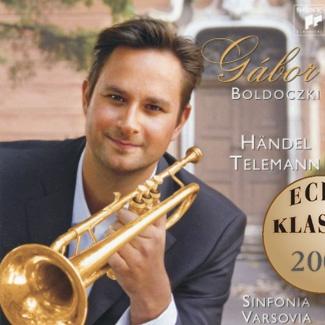 Sinfonia Varsovia - GÁBOR BOLDOCZKI / SINFONIA VARSOVIA