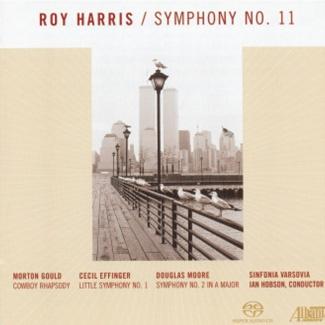 ROY HARRIS / SYMPHONY NO.11
