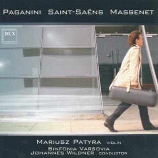 PAGANINI, SAINT-SAENS, MASSENET