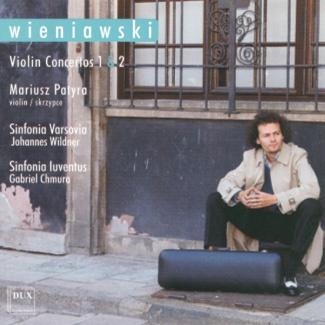 Wieniawski Violin Concertos 1&2
