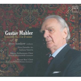 Gustav Mahler Symphony No.3 in D minor [2CD]