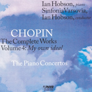 "Sinfonia Varsovia - CHOPIN The Complete Works Vol.3 ""Musical Genius"""
