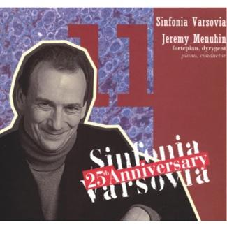 Sinfonia Varsovia Jubileusz 25.lecia (CD 11)