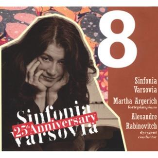 Sinfonia Varsovia - Sinfonia Varsovia Jubileusz 25.lecia (CD 8)