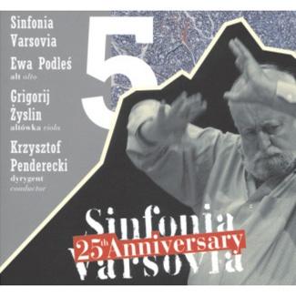 Sinfonia Varsovia - Sinfonia Varsovia Jubileusz 25.lecia (CD 5)