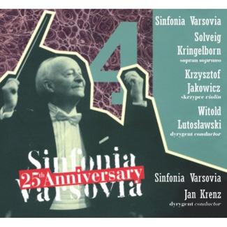 Sinfonia Varsovia - Sinfonia Varsovia Jubileusz 25.lecia (CD 4)
