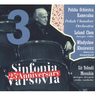 Sinfonia Varsovia - Sinfonia Varsovia Jubileusz 25.lecia (CD 3)