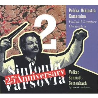 Sinfonia Varsovia - Sinfonia Varsovia Jubileusz 25.lecia (CD 2)