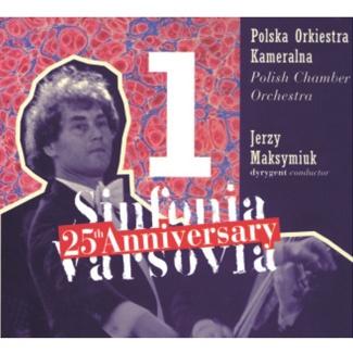 Sinfonia Varsovia Jubileusz 25.lecia (CD 1)