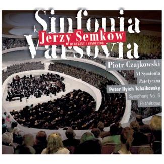 SINFONIA VARSOVIA & JERZY SEMKOW / Czajkowski PATETYCZNA