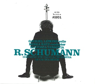 R.SCHUMANN CONCERTO FOR CELLO & ORCHESTRA OP.129 IN A MINOR