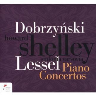 Dobrzyński, Lessel Piano Concertos