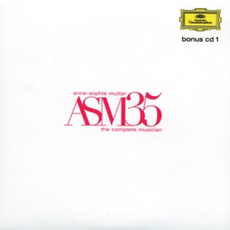 Sinfonia Varsovia - ASM35 Anne-Sophie Mutter the complete musician
