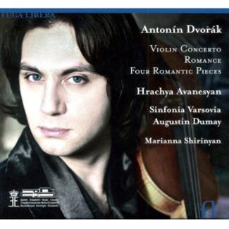 Antonín Dvořák Violin Concerto, Romance, Four Romantic Pieces