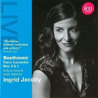 Beethoven Piano Concertos Nos. 2&4