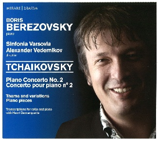 Sinfonia Varsovia - TCHAIKOVSKY Piano Concerto No.2, Theme and variations, Piano pieces