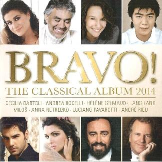 BRAVO! The Classical Album 2014 [2CD]