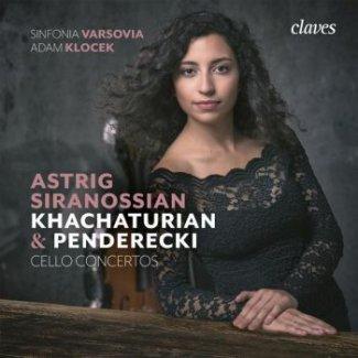 KHACHATURIAN & PENDERECKI Cello Concertos