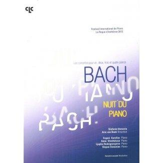 Festival International de Piano de la Roque d'Anthéron BACH