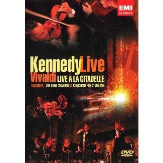 Kennedy  LIVE A LA CITADELLE