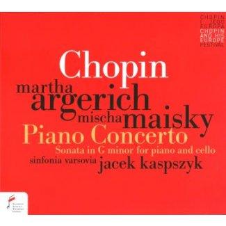 CHOPIN  Martha Argerich / Mischa Maisky