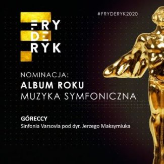 Album GÓRECCY nominowany donagrody FRYDERYK