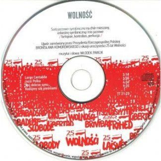 Sinfonia Varsovia - WOLNOŚĆ