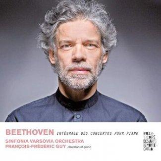 BEETHOVEN Intégrale des Concertos pour Piano