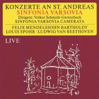 Sinfonia Varsovia - Konzerte an St. Andreas
