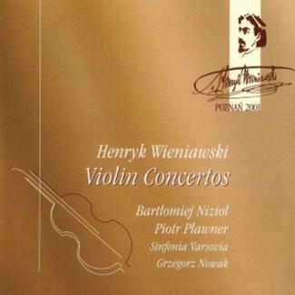 Sinfonia Varsovia - WIENIAWSKI Violin Concertos 1 & 2