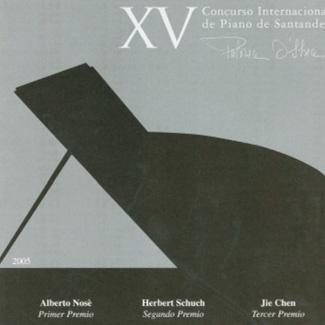 XV CONCURSO INTERNACIONAL DE PIANO DE SANTANDER (CD 1)