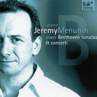 Jeremy Menuhin plays Beethoven Sonatas et Concerti (CD 2)