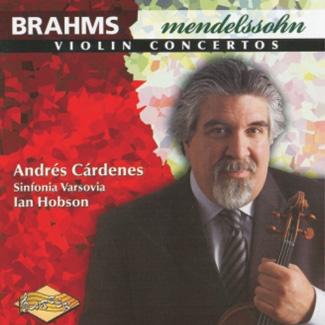 BRAHMS MENDELSSOHN violin concertos