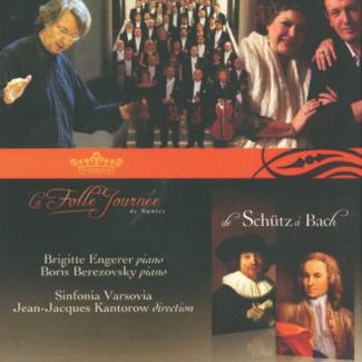 Sinfonia Varsovia - La Folle Journée de Nantes DE SCHÜTZ À BACH